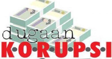 dugaan korupsi