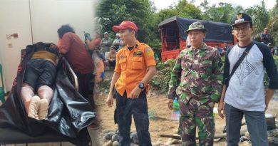 orang hanyut di Bengkulu Utara PT Alno Agro Muko