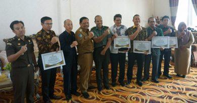 Fasilitasi TJSLP, 5 Perusahaan Dinilai Baik Oleh Pemkab Bengkulu Utara