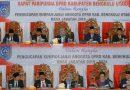 Resmi Dilantik, 30 Anggota DPRD BU Periode 2019-2024 Didominasi Wajah Baru