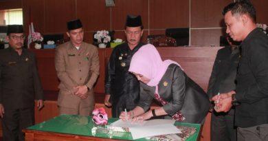 Akhirnya, DPRD Benteng Setujui 2 Raperda Menjadi Perda